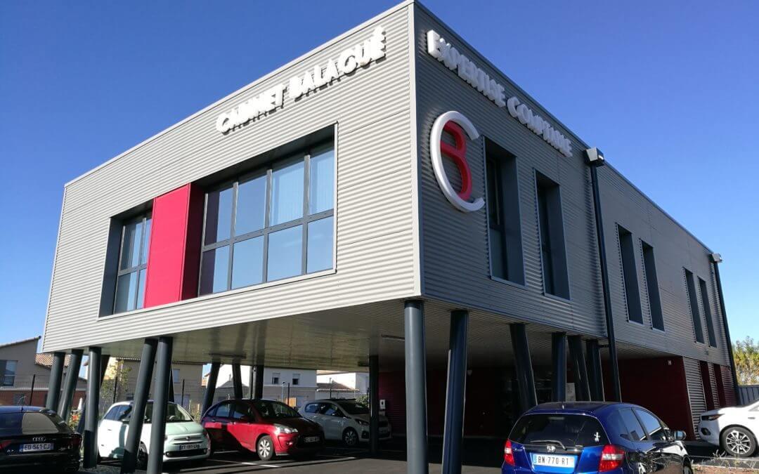 Visite en quelques images des nouveaux bâtiments